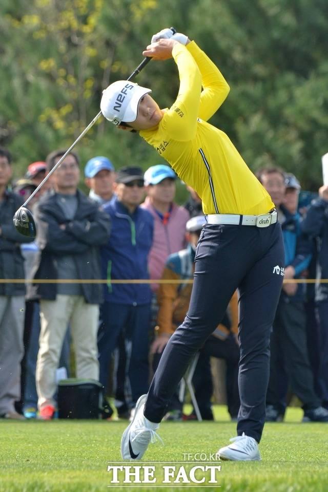 [LPGA] 박성현 US오픈서 데뷔 첫 승. '수퍼 루키' 박성현이 LPGA US오픈에서 데뷔 첫 우승을 신고했다. /더팩트DB